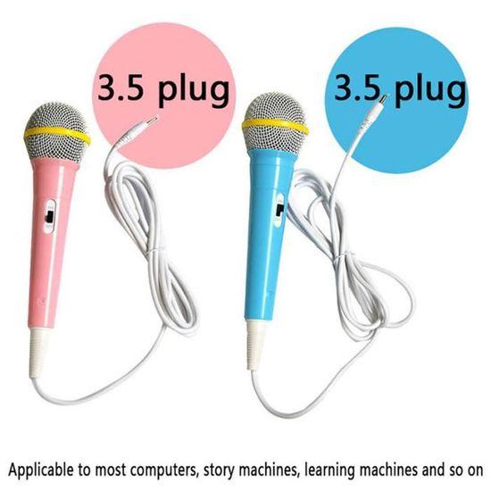 Mini Stars Music Show Microphone Sac Forme Beau Design Filles Jouet UK Stock