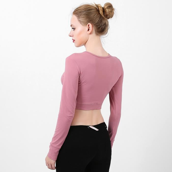 Vêtements Femme Rapide Simple Jbn De Yoga Séchage Slim Coupe BdBt0f