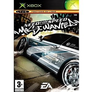 JEUX XBOX NEED FOR SPEED MOST WANTED