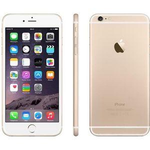 SMARTPHONE iPhone 6 Plus 64 Go Or Reconditionné - Très bon Et