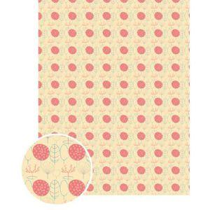 Feuille décopatch Papier patch GluePatch - Forêt - GluePatch