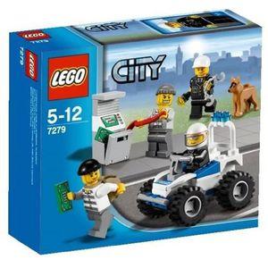 FIGURINE - PERSONNAGE Lego City - 7279 - Jeu de Construction - Collectio