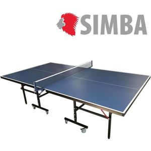 TABLE TENNIS DE TABLE Professional table de ping-pong Modèle ROBY couleu