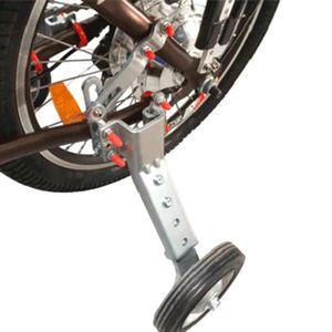 JANTE - ROUE DE VÉLO Roues stabilisatrices réglables pour vélo à roues