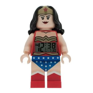 RÉVEIL ENFANT Réveil Lego Wonder woman