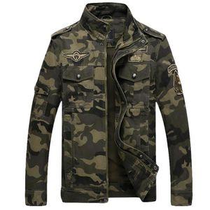 Qualité Camouflage Imprimé Anti Pil Polaire Tissu Matériau-Marron