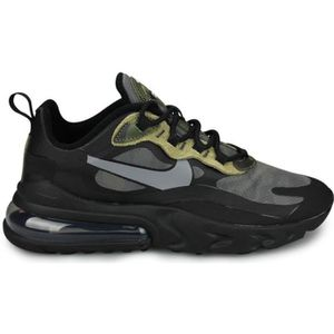 BASKET NIKE AIR MAX 270 REACT SNEAKERS NERO BIANCO ANTRAC