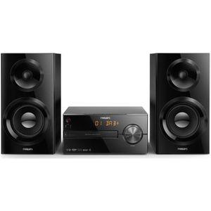CHAINE HI-FI PHILIPS BTB2570 MicroChaîne Bluetooth Bass Reflex