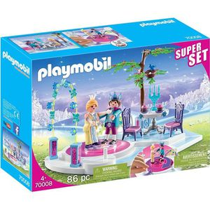 UNIVERS MINIATURE PLAYMOBIL 70008 - Magic - SuperSet Bal royal - Nou