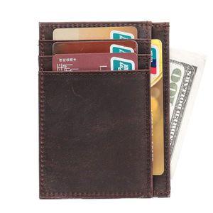 Taille de Poche Portable Pince /à Billets en Acier Inoxydable pour Pince /à Billets pour Carte de cr/édit Porte-Monnaie pour Pince Porte-Monnaie /à Poche Slim-Sliver