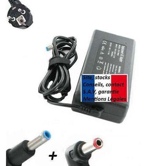 100000volts® Chargeur de qualité type HP Envy Quad