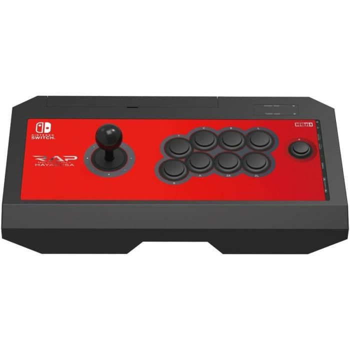 Manette Real Arcade Pro V Hori pour Switch