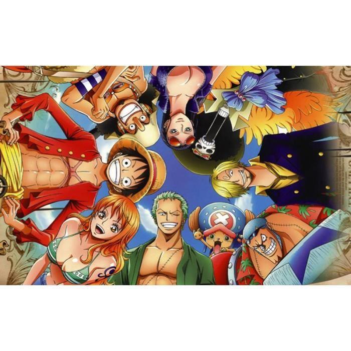 Poster Affiche Manga one piece 1 61 x 98cm