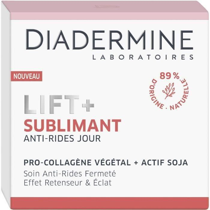 DIADERMINE Lift+ Sublimant-Soin de jour-Anti-rides Ultra Fermeté-50 ml YY42