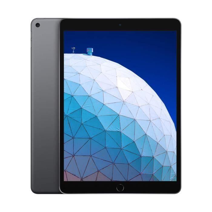 Apple Ipad Air (10, 5 pouces, Wi Fi, 64 Go) Gris sidéral