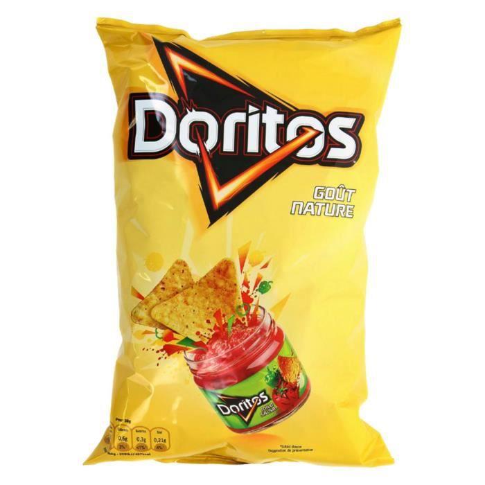 Doritos - Doritos Tortillas Nature 170g (lot de 3)