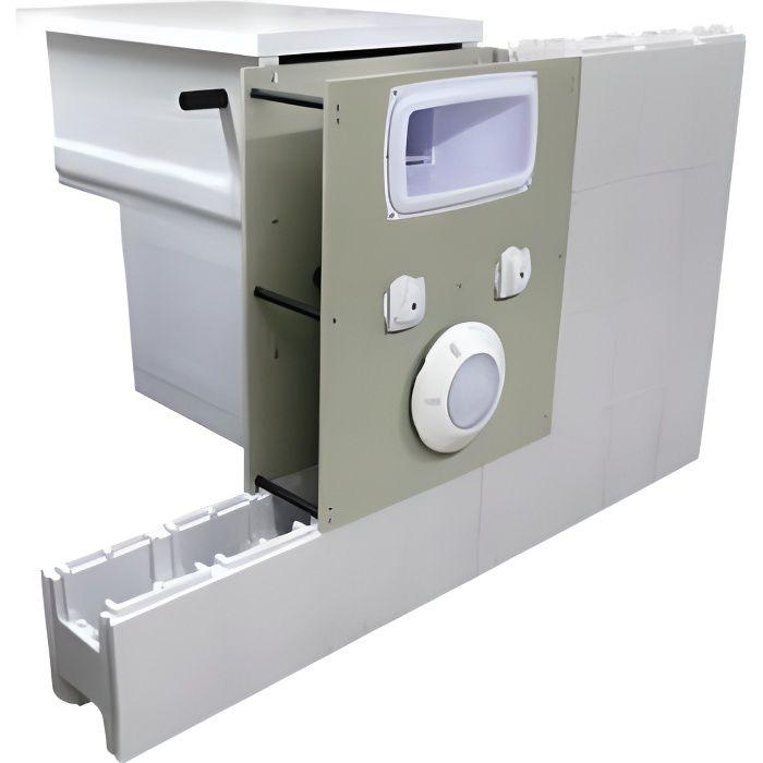 Option by pass et electrolyseur integrable sur gs14
