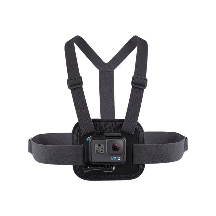 GOPRO AGCHM001 Chesty Support caméra sport - Système de support épaules-poitrine