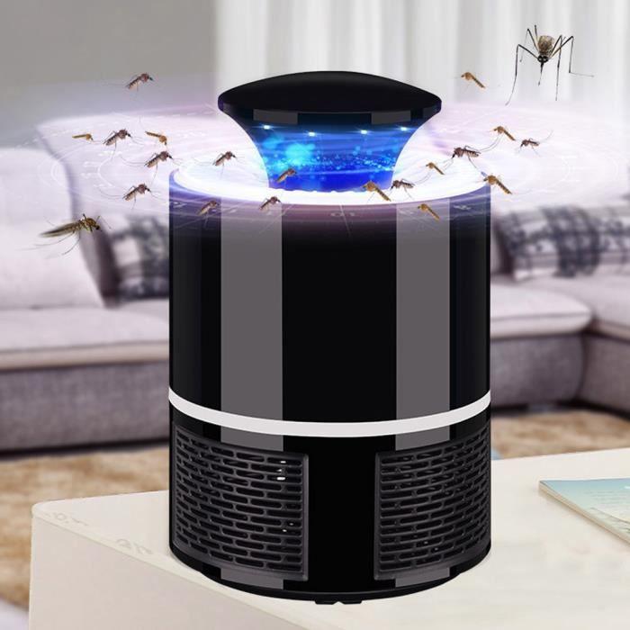 Lutte contre les ravageurs de la lampe piège à insectes LED insecte mouche électrique Zapper moustique LED