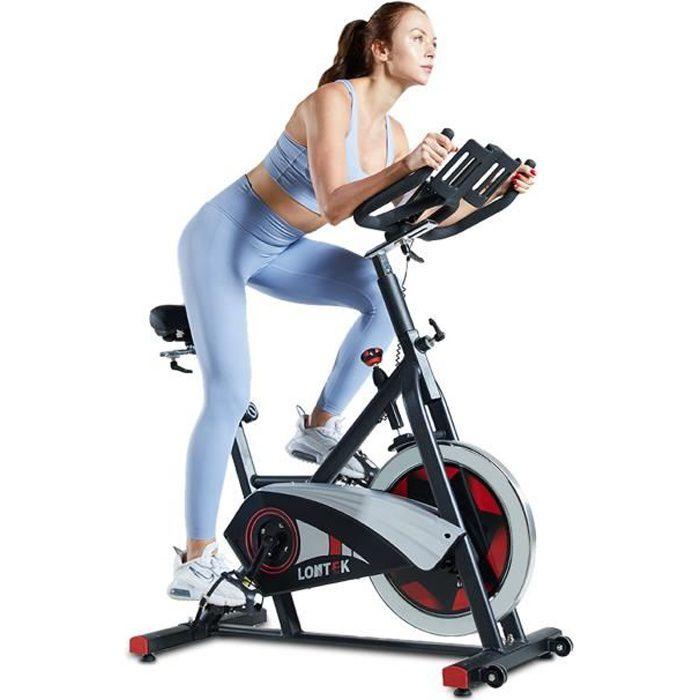Vélo d'appartement YD-146 , 8 Niveaux Réglable de Résistance Magnétique, l'Équipement de Fitness Sportif