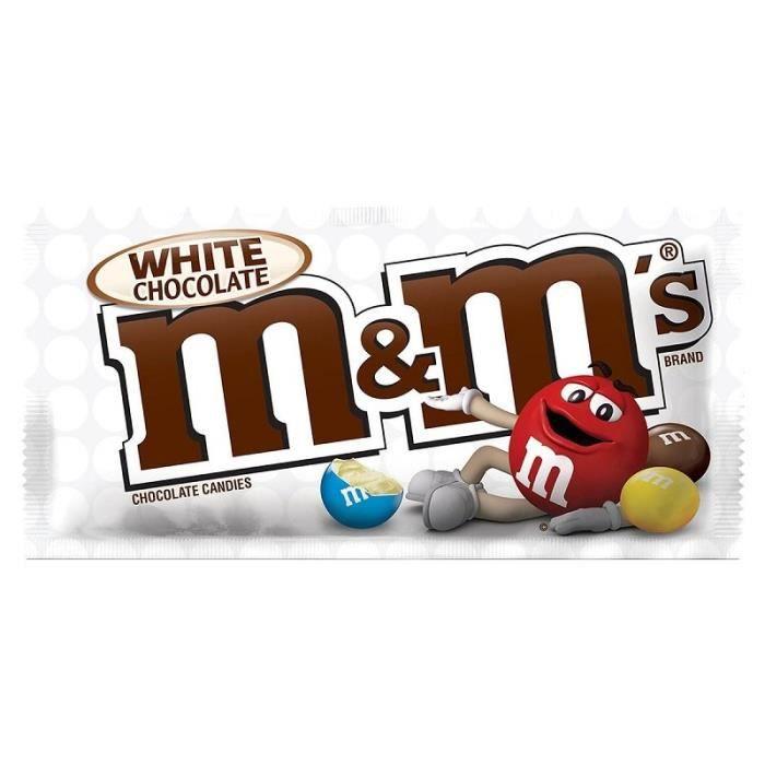 M&m's Chocolat Blanc