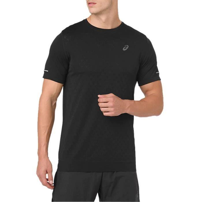 Asics Hommes Gel-Cool Manche Courte Running T-Shirt