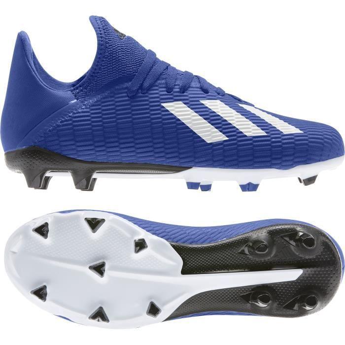 Chaussures de football junior adidas X 19.3 FG