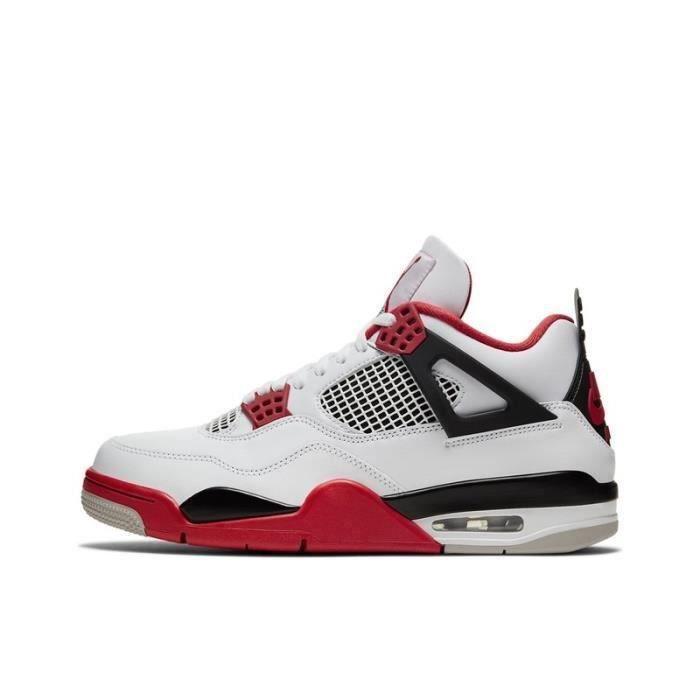 Basket Airs Jordans 4 Retro Chaussures de Pas Cher AJ 4 High pour Homme Femme