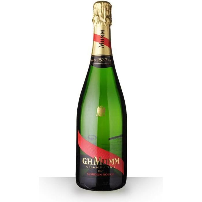 Mumm Cordon Rouge Brut 75cl - Champagne