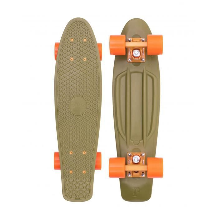 Penny - Skateboard Cruiser Classic Burnt Olive 22'