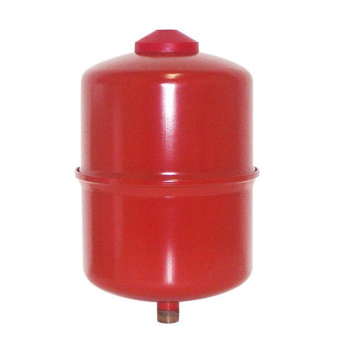 Vase d'Expansion Cylindrique/8 Litres