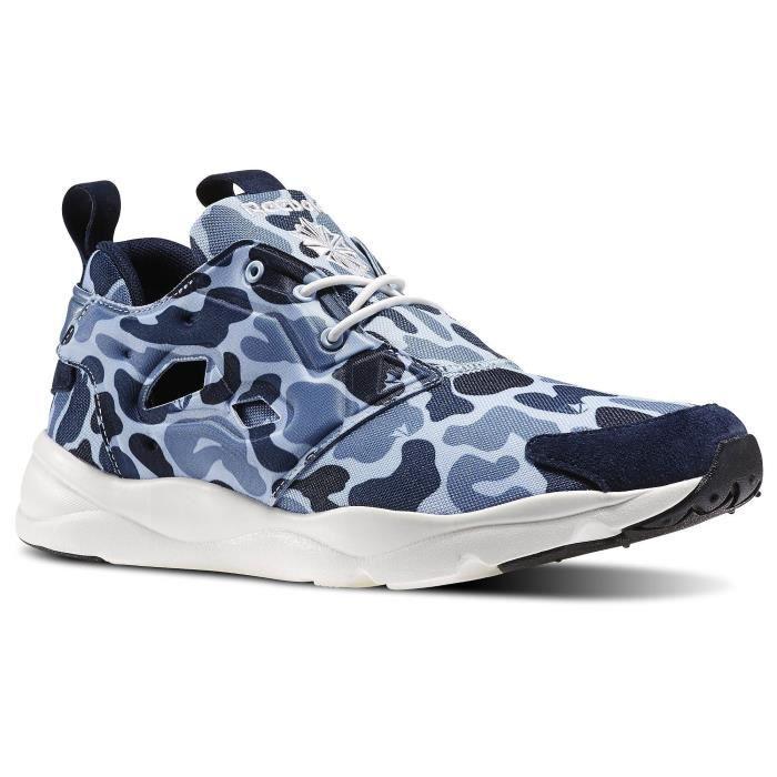 REEBOK Chaussures Sport Running Fury Lite Camo Homme