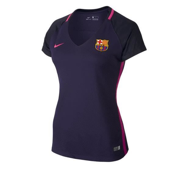 maillot de foot fc barcelone femme 2016 2017 prix pas cher cdiscount. Black Bedroom Furniture Sets. Home Design Ideas