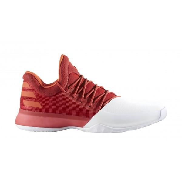 finest selection 71636 c27ec Chaussure de Basketball adidas James Harden Vol.1 rouge et blanche