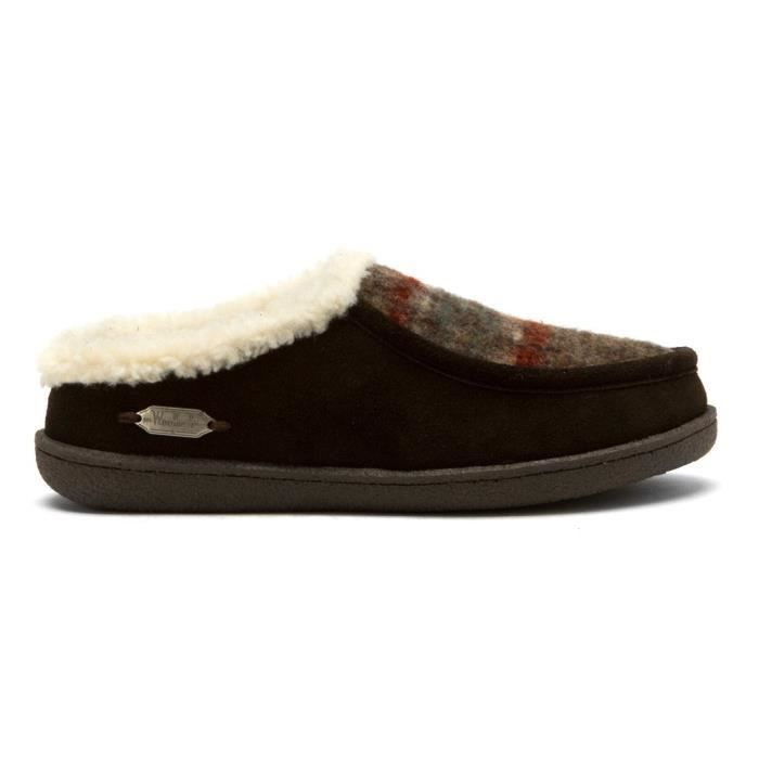 Woolrich Plum Ridge Slip On Slipper A27QM Taille-37