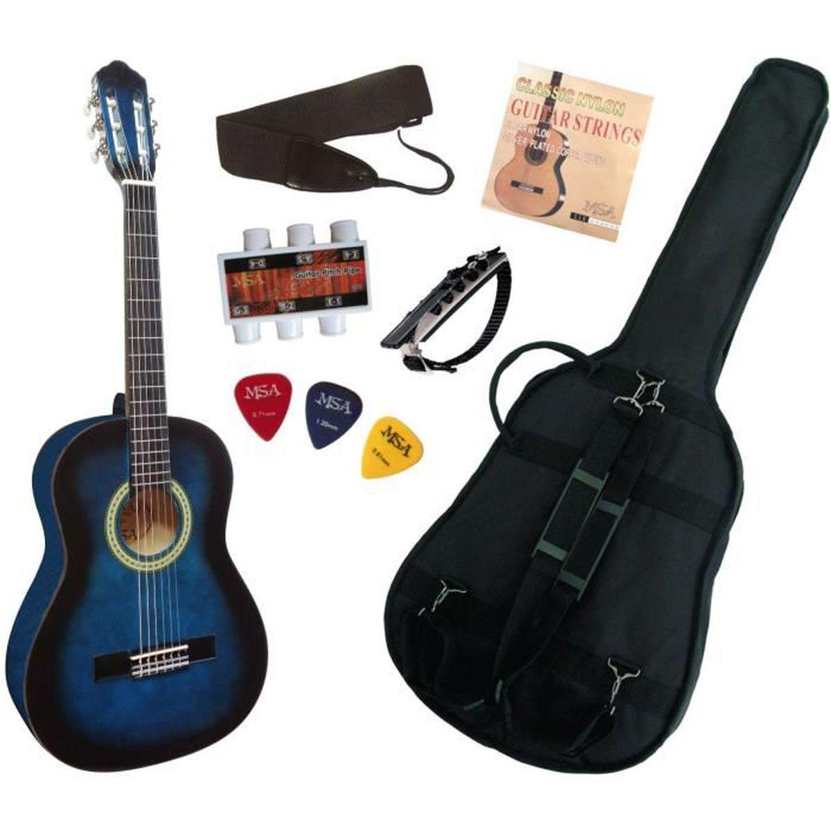 ammoon acoustique Cordes Instrument 3/transducteur pi/ézo Pickup Pick-up Syst/ème 6,35/mm jack pour guitare mandoline Ukul/él/é
