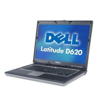 Ordinateur Portable DELL LATITUDE D620 NOIR INTEL CORE DUO T2300 1.66GHZ 1GO 60GO