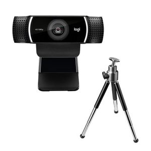 WEBCAM LOGITECH Webcam C922 Pro Stream - Diffusion Full H