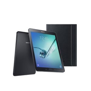SAMSUNG Pack Galaxy Tab S2 - 9,7''QXGA - 3 Go RAM - Android 6.0 - Octo Core - Stockage 32 Go  + Book cover TAB S2 9,7'' offert