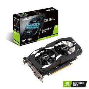 CARTE GRAPHIQUE INTERNE ASUS Dual -GTX1650-O4G GeForce GTX 1650 4 Go GDDR5