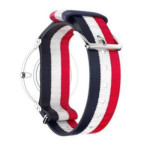 MONTRE Nylon Montre bracelet bande pour Daniel Wellington