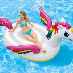 BOUÉE - BRASSARD Fauteuils et matelas de piscine Intex Bouee gonfla
