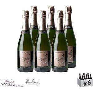 CHAMPAGNE Champagne grand cru Brut Rosé - Champagne Nicolas