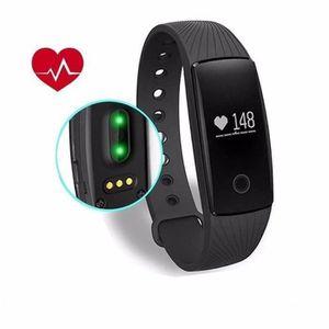 CARDIOFRÉQUENCEMÈTRE moniteur de fréquence cardiaque, Bluetooth intelli