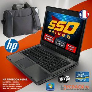 ORDINATEUR PORTABLE HP Probook 6470b Ordinateur portable 14