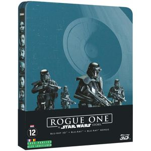 BLU-RAY FILM Rogue One A Star Wars Story