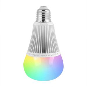 AMPOULE INTELLIGENTE Milight 9W Ampoule LED RGB CCT Intelligente E27 2.