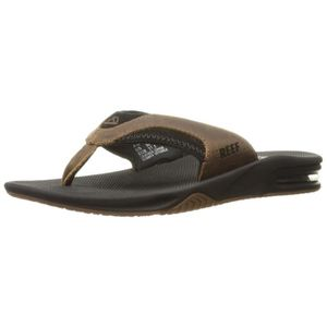 SANDALE - NU-PIEDS Cuir Fanning Sandal BUHGY Taille-38