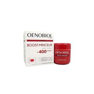 COMPLÉMENT MINCEUR Oenobiol Boost Minceur 90 capsules