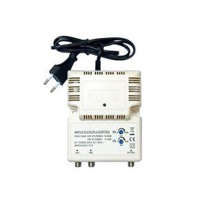REPETEUR DE SIGNAL OPTEX 051008  Amplificateur intérieur blindé 2 sor